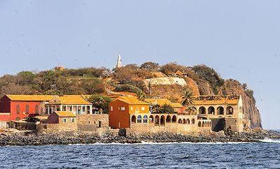 Gorée, terre des arts